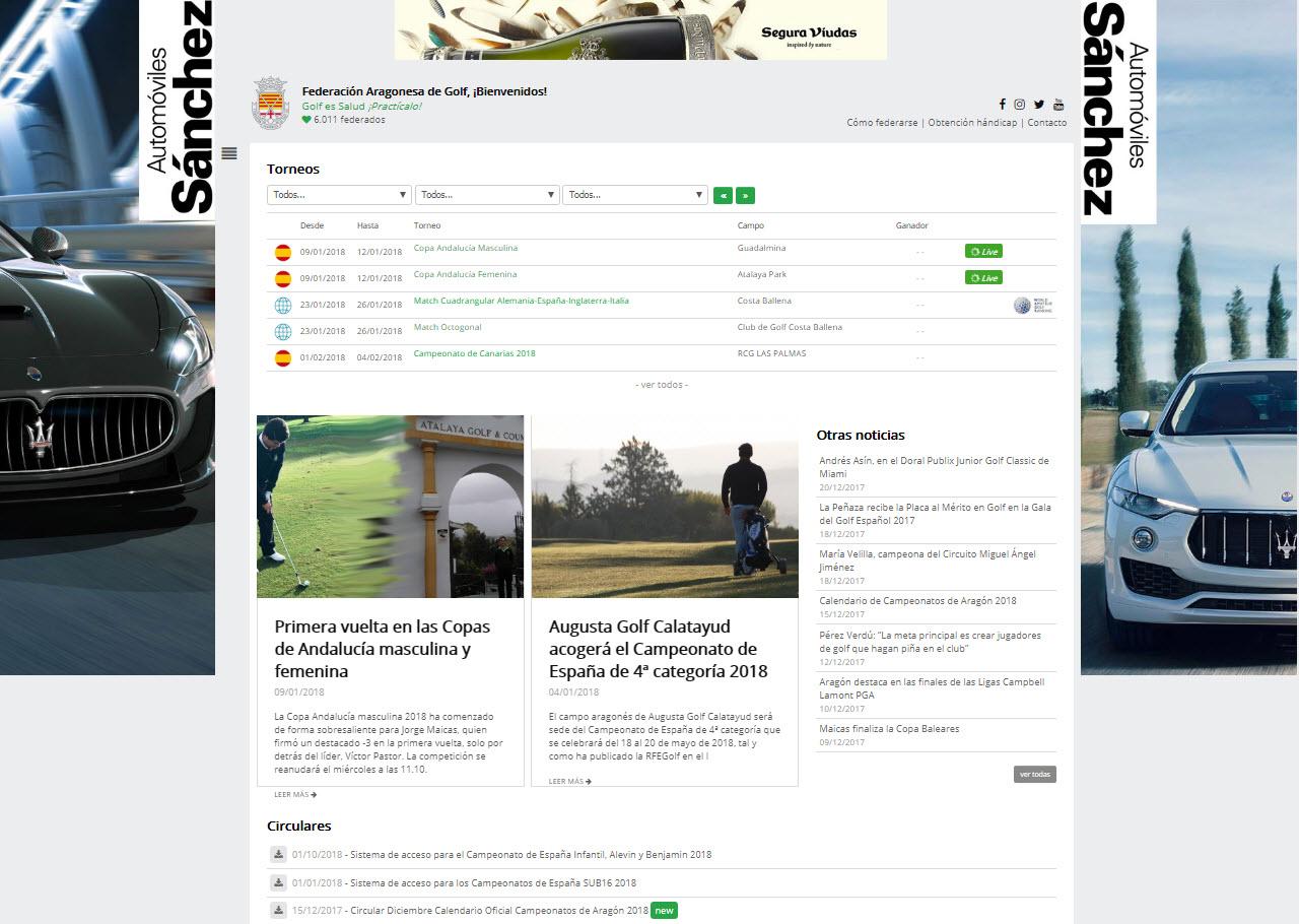 Aragon Golf