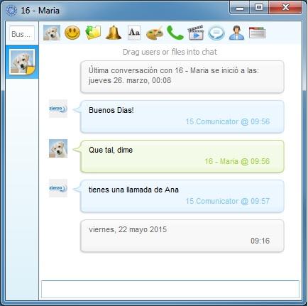 Communicator_Chat