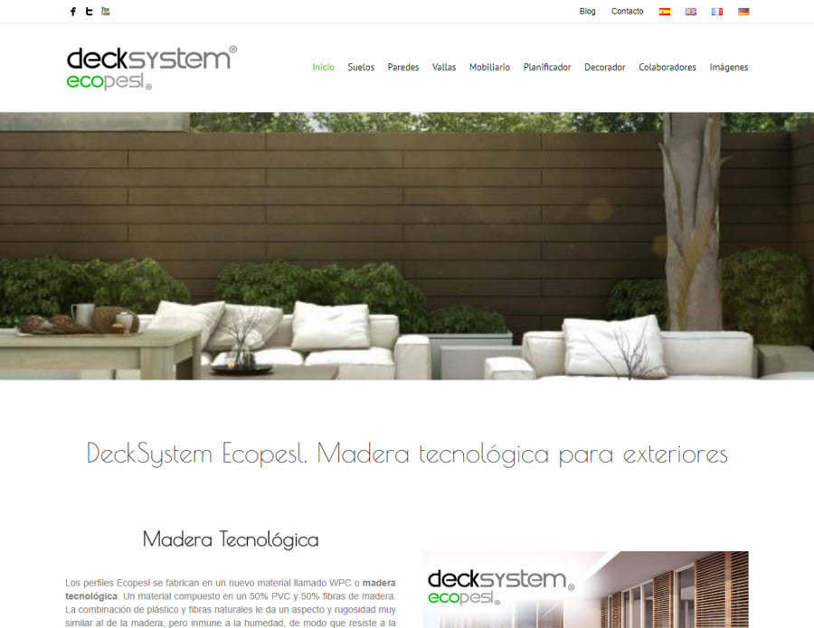 Decksystem