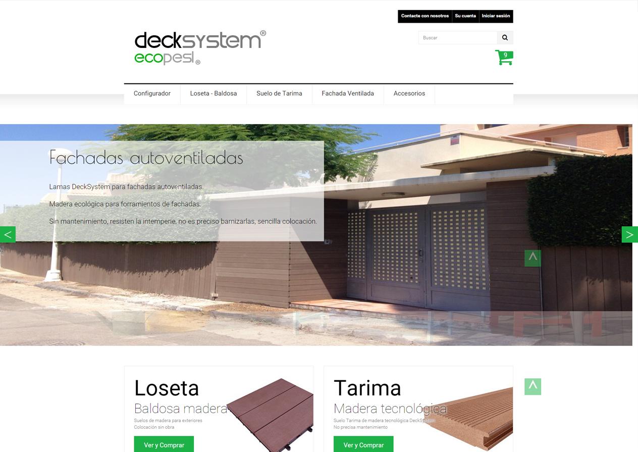 decksystem tienda online