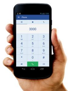 Teléfono smartphone