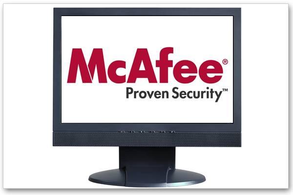 Distribuidor oficial del antivirus McAfee