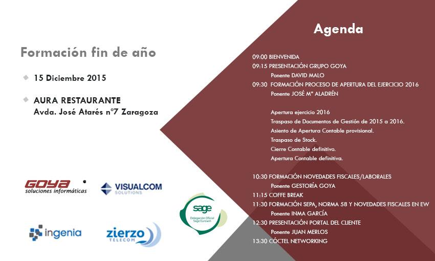 Agenda EW
