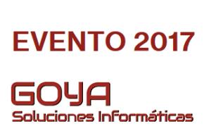 Evento Goya Soluciones