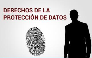 derechos de protección de datos