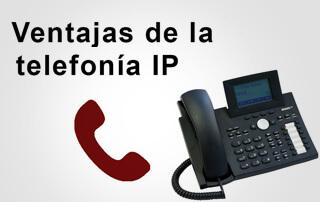 Ventajas de la telefonía IP