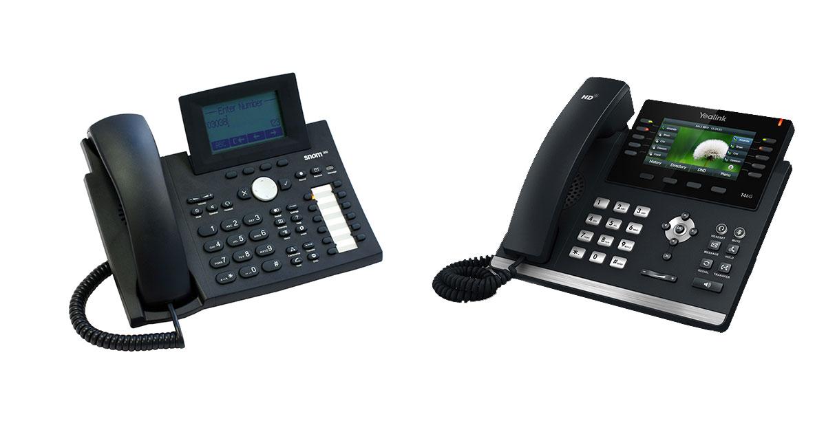 Teléfono IP qué es
