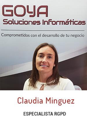 Claudia Minguez