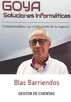 Blas Barriendos