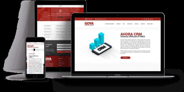 Desarrollo web en Zaragoza