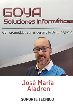 Jose María Aladren