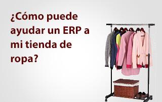 ERP tienda de ropa
