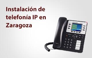 Telefonía IP en Zaragoza