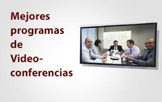 Los mejores programas de videoconferencias