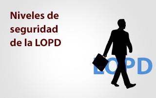 Niveles de seguridad LOPD