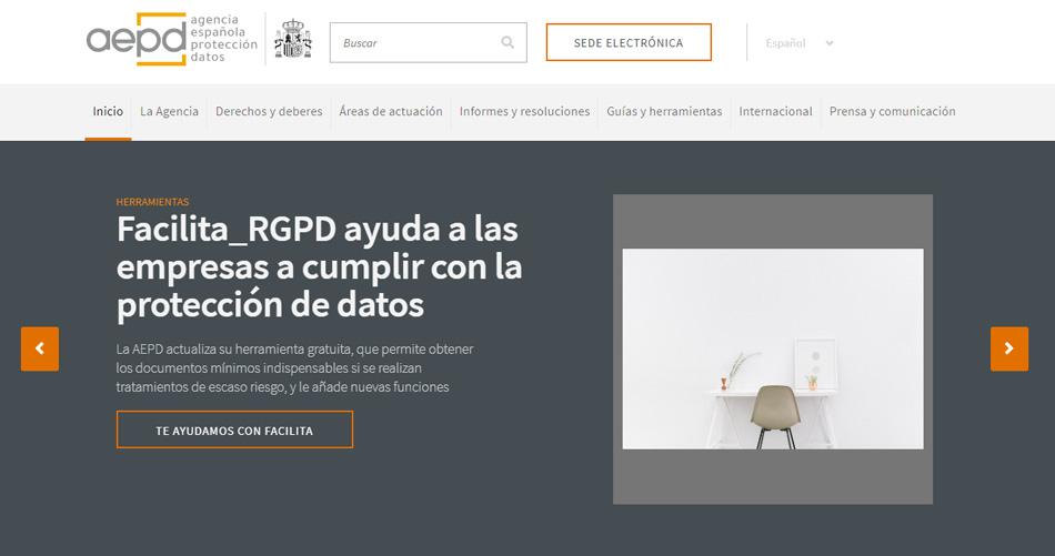 niveles de seguridad en RGPD