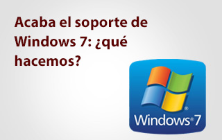 finaliza soporte windows 7